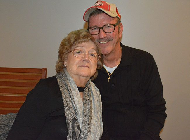 Mr. Paul and Ms. Pauline
